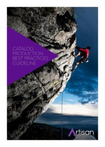 Catalog Production Best Practices Guidelines Cover