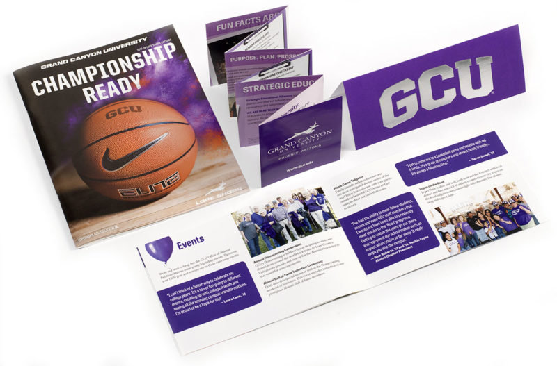 GCU Small Format Sales & Marketing Collateral Spread