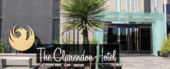 The Clarendon Hotel in Phoenix, Arizona