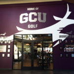 GCU Golf Wall Enviromental Graphics And Signage ArtisanColour