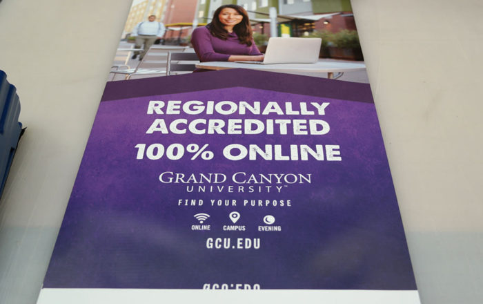 Grand Canyon University Promo Banner