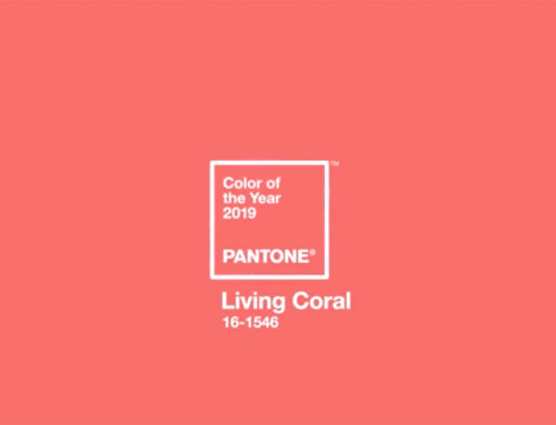 Color Of The Year Pantone 2019 : Living Coral