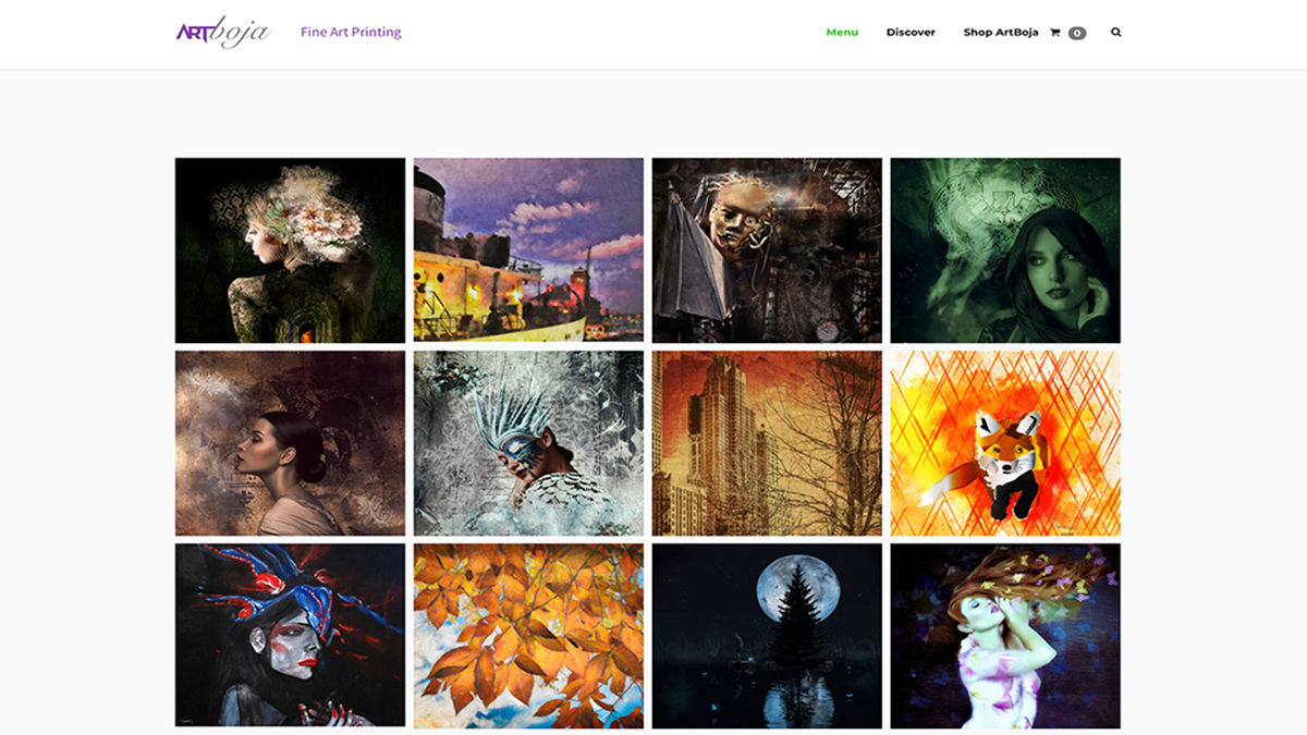 Fine Art Prints & Photo Printing Solutions from ArtisanHD by