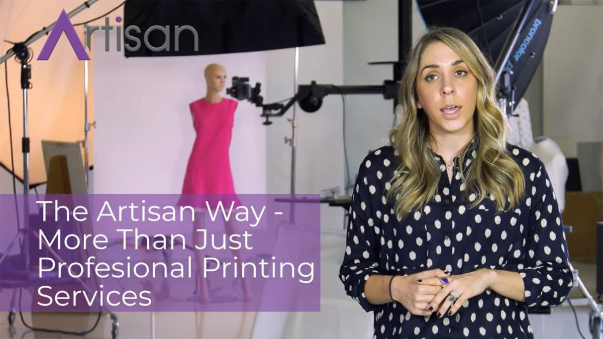 The Artisan Way – More Than Just Professional Printing Services