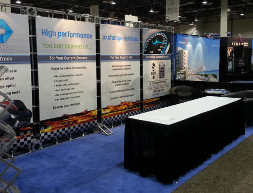 Trade Shows and Event Graphics That Stand Out