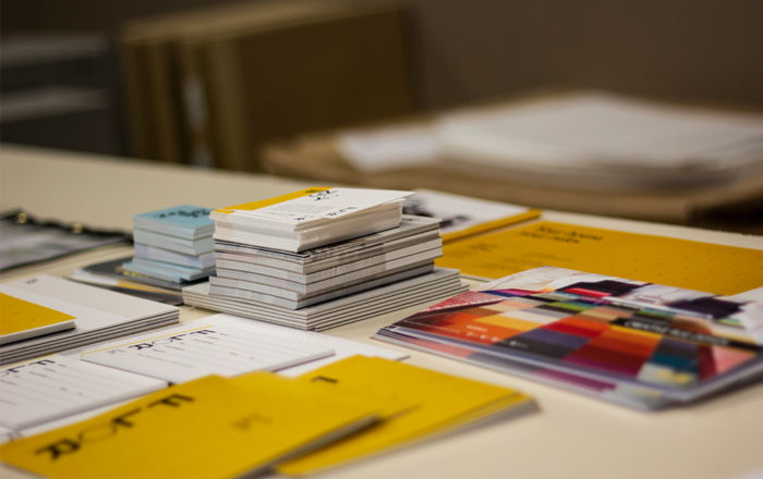 various branded marketing collateral variable data printing artisancolour
