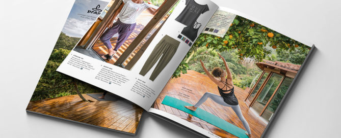 prAna mail order catalogs by ArtisanColour