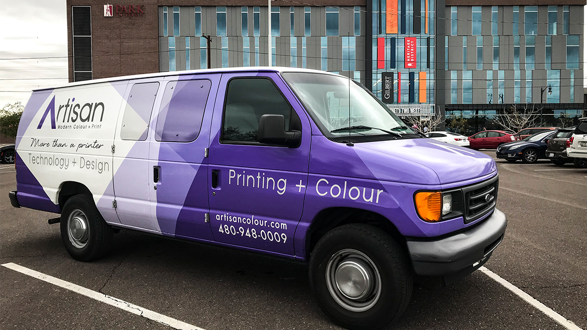 Arizona printing services and local printing delivery services artisancolour