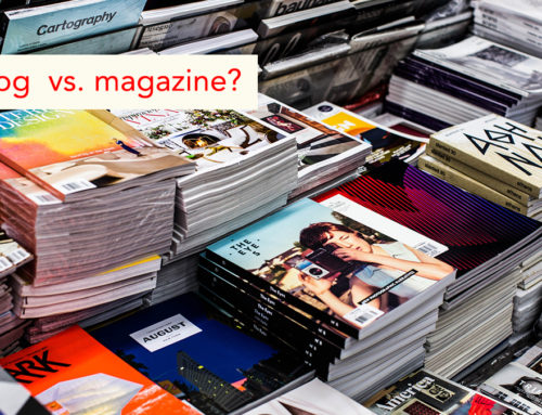 Artisan Catalog vs. Magazine: What's the difference?