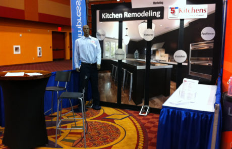 Trade Show Planning Timeline: 5 Day Kitchen Remodeling Trade Show Booth