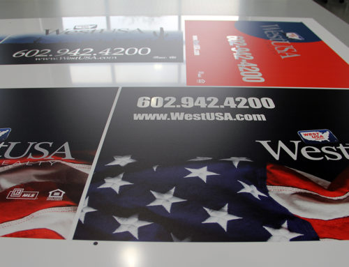 Print Marketing Collateral Made Easy for West USA Real Estate Agents