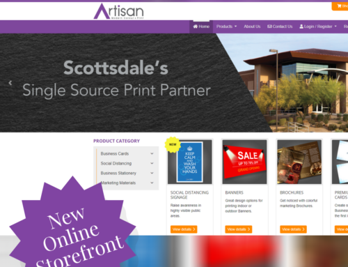 Artisan Colour Takes Print-on-Demand to the Next Level