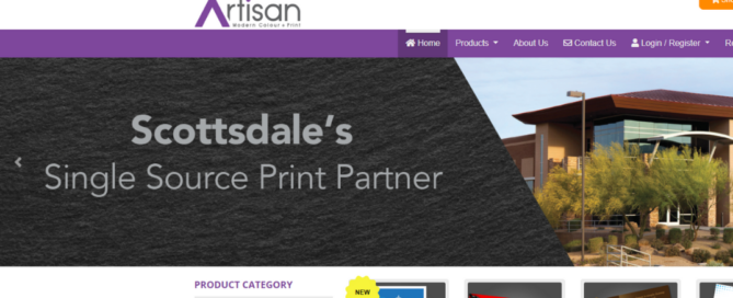 Introducing Artisan Colour Print on Demand