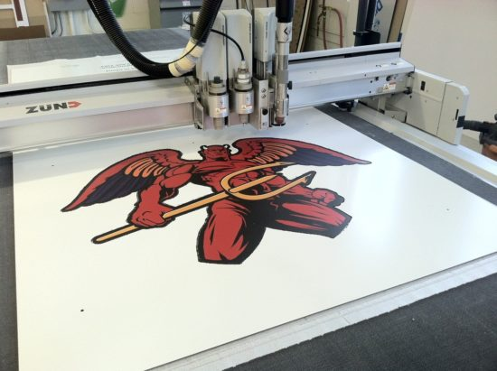 Zund Router Custom Printing Services and Marketing
