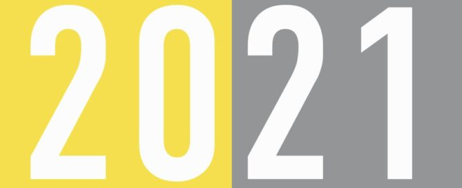 Pantone Color of the Year 2021 yellow and gray image web