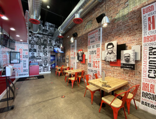 How to Create a Memorable Customer Experience with Restaurant Graphics: In 5 Steps