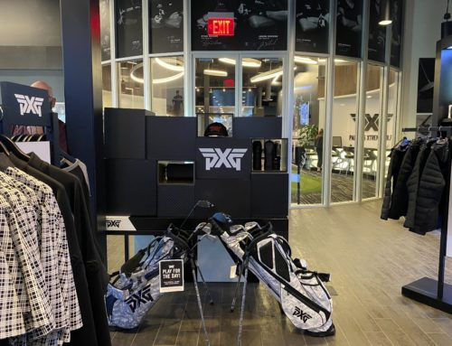 How a Retail Display Helps Achieve In-Store Goals: PXG Golf