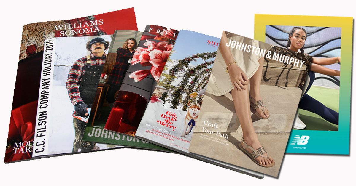 Uncoated Paper Catalogs