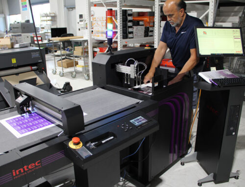 Artisan Ushers in the Intec FB 8000 and a New Era of Efficient Product Package Printing